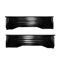 1967-1972 Chevy Shortbed Stepside Pickup Bedside Assemblies Pair Dynacorn New