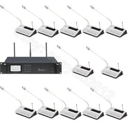 MICWL Meeting Conference Digital Wireless Microphone System  - 20 Gooseneck Unit