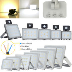 LED Flood Light  500W 300W 200W 150W 100W 50W 30W 20W 10W Cool Warm White AC110V