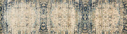 9and039x13and039 Loloi Rug Anastasia Polypropylene And Polyester Blue Ivory Machine-made Tra