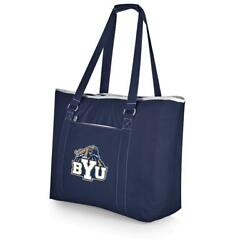 BYU Brigham Young University Large Insulated Beach Bag Cooler Tote