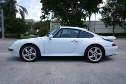 1997 Porsche 911 Turbo AWD 2dr Coupe 1997 Porsche 911