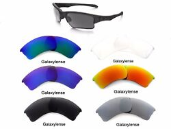 Replacement Lenses For Oakley Quarter Jacket Sunglasses 6 Pairs Special Offer!