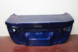 2013-2014-2015-2016 Ford Fusion Trunk Lid