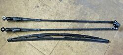 Boat Wiper Arm Windshield Pantograph Wiper 30 Inch And 28 Blade