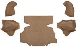 1975-1976 Fits Nissan 280z Carpet   Rear Cargo Area W/wheel Well And Shock Covers