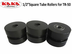 Tr50 Square Tubing Roller Dies,1/2 Square Tubing Roller Dies For Tr50