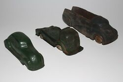 1930and039s Sun Rubber Parts Toys