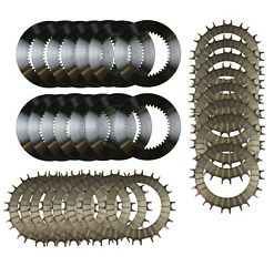Replacement Clutch Plate Kit Fits Twin Disc Mg-514 B C Marine Transmissions