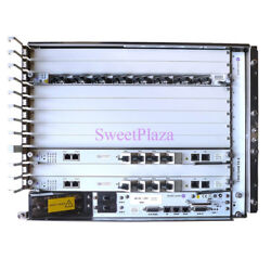 Alcatel Lucent Bell Olt 7360isam Fx-8+fant-f Power And Fglt 16ports Service Card