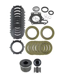 Hurth Hsw 630 Hydraulic Marine Transmission Master Rebuilding Kit With Filter