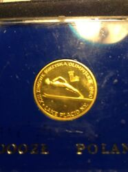 Poland 19 82000 Zt. Gold Coin In Proof Condition