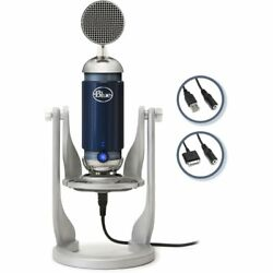 Blue Spark Digital studio condenser mic with usb for iOS MAC and PC