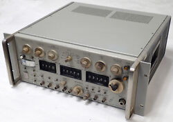 Ifr Atc 1200y3 Xpdr/dme Simulator Test Set Input 115v Partially Tested