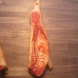 Dolls House Direct. 12th Scale Beef Carcase For Butcher Shop. Dhd 545