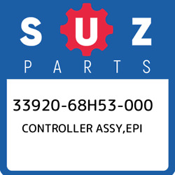 33920-68h53-000 Suzuki Controller Assyepi 3392068h53000 New Genuine Oem Part