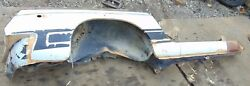 Rubber Bumper Mgb Right Rear Quarter Panel With Full Rocker Assembly= Rustfree-s