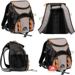 Cooler Backpack MaxCold Padded Straps Leak Resistant Durable Bag Hiking Camping
