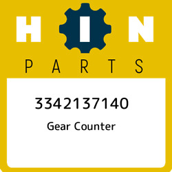 3342137140 Hino Gear Counter 3342137140 New Genuine Oem Part