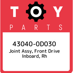 43040-0d030 Toyota Joint