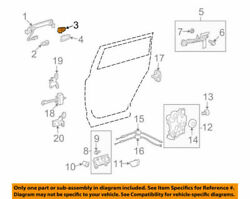 69207-30040-b2 Toyota Cover