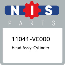 11041-vc000 Nissan Head Assy-cylinder 11041vc000 New Genuine Oem Part