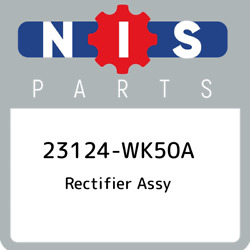 23124-wk50a Nissan Rectifier Assy 23124wk50a, New Genuine Oem Part