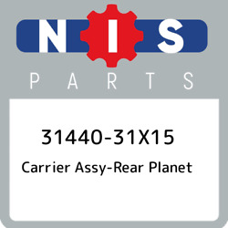 31440-31x15 Nissan Carrier Assy-rear Planet 3144031x15 New Genuine Oem Part