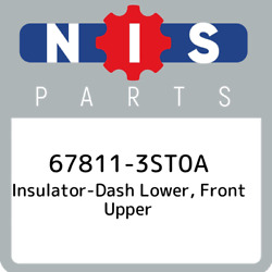 67811-3st0a Nissan Insulator-dash Lower Front Upper 678113st0a New Genuine Oem