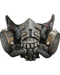 Morris Costumes Perfect Accessory For Costume Doomsday Muzzle Mask. TB26559