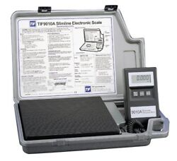 Tif Instruments TIF9010A Slimline Electronic Refrigerant Charging Scale