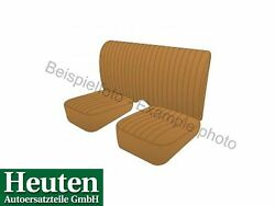 Mt61-043 Seat Assembly Leather Biscuit Mg Tc Mm245-028