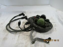 1972 Johnson 9.5 Hp Magneto Plate Assembly Complete Used