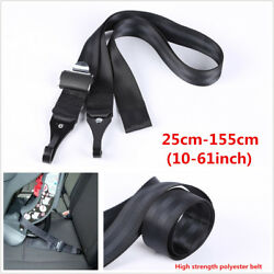 Double-hooks Isofix Latch Connector Seat Belts Straps For Car Baby Safety Seats