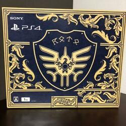 Sony Playstation 4 Ps4 Dragon Quest Roto Edition [game Included] Square Enix