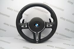 New BMW M5 Heated Steering Wheel with Vibration Motor and Shift Paddles F10 5022
