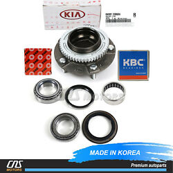 Genuine Wheel Hub And Bearings Front For 1995-2002 Kia Sportage 0k0813 3060a⭐⭐⭐⭐⭐