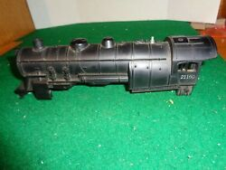 American Flyer S Gauge 3/16 Scale Steam Locomotive Shell 21160 Parts Item