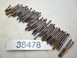 1 Large Lot Of Helicoil 4-40 Sti Hand Taps Inv.38478