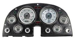 1963 - 1967 Corvette Classic Instruments Direct Fit Gauges All American Co63aw