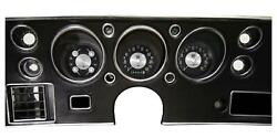 1970-72 Chevelle Classic Instruments Direct Fit Gauges American Tradition Cv70at