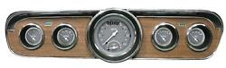 1965-1966 Ford Mustang Direct Fit Gauge Sg Series Mu65sg35