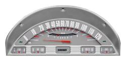 1956 Ford F-100 Direct Fit Gauge Gray Ft56gt