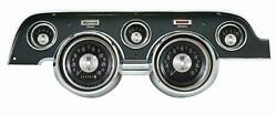 1967-1968 Ford Mustang Direct Fit Gauge American Tradition Mu67at