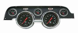 1967-1968 Ford Mustang Direct Fit Gauge Hot Rod Mu67hr