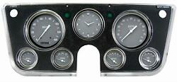 1967-1972 Chevrolet Chevy Truck Direct Fit Gauge Sg Series Ct67sg