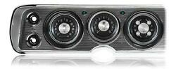 1964 Chevelle Classic Instruments Direct Fit Gauges American Tradition Cv64at