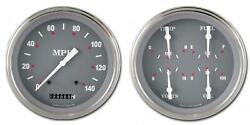 1947-1953 Chevy Gm Pick-up Direct Fit Gauge Sg Series Ct47sg52