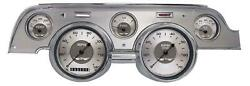 1967-1968 Ford Mustang Direct Fit Gauge All American Mu67awba