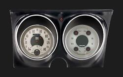 1967 1968 Camaro Direct Fit Classic Instruments Gauges American Nickel Cam67an